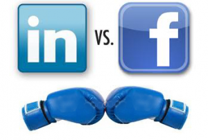 LinkedIn Vs Facebook