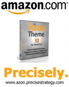Azon Theme by Precise Strategy