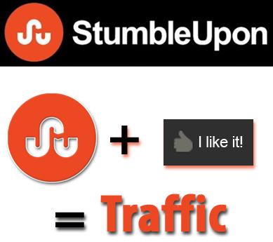 StumbleUpon Traffic