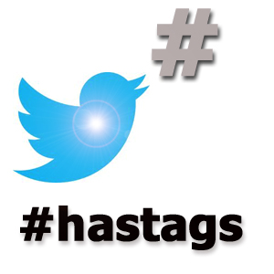 Twitter hastags