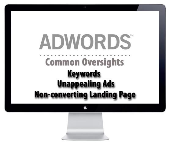 Adwords-Oversights