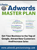 Adwords The Master Plan