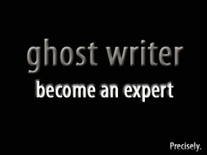 Ghost Writer expert copy