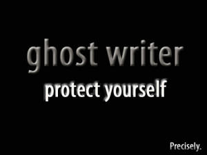 Ghost Writer - Protect Yourself from Scams