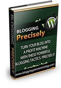 Blogging Precisely