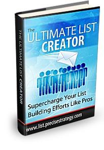 The Ultimate List Creator