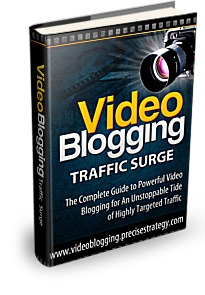 Video Blogging Traffic Surge