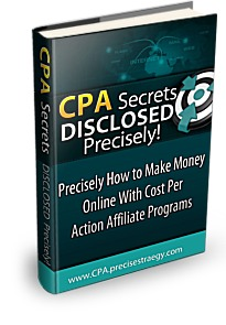CPA Secrets Disclosed. Precisely!