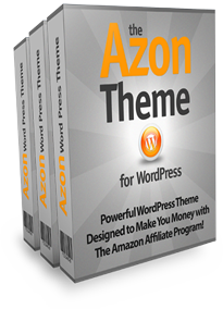 The Azon WordPress Theme